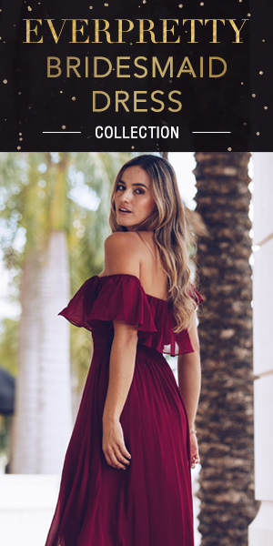 Shop Beautiful And Affordable Bridesmaids Dresses Under $100 On Everpretty